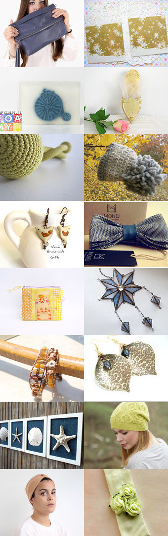 Waiting for Autumn by Laura P. on Etsy--Pinned with TreasuryPin.com