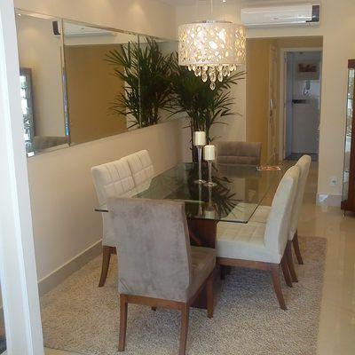Interior renovado copaa Pinterest Sala de jantar, Jantares e Salas