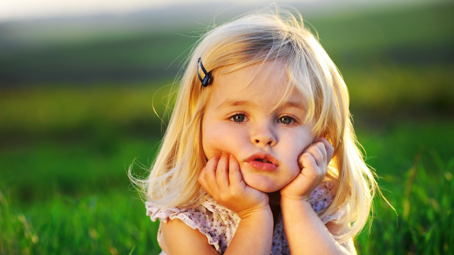 cute little baby girl hd wallpaper of baby - hdwallpaper2013
