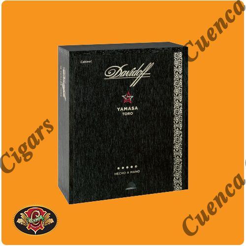 Davidoff Yamasa Toro Cigars - Box of 12 - Price: $203.90