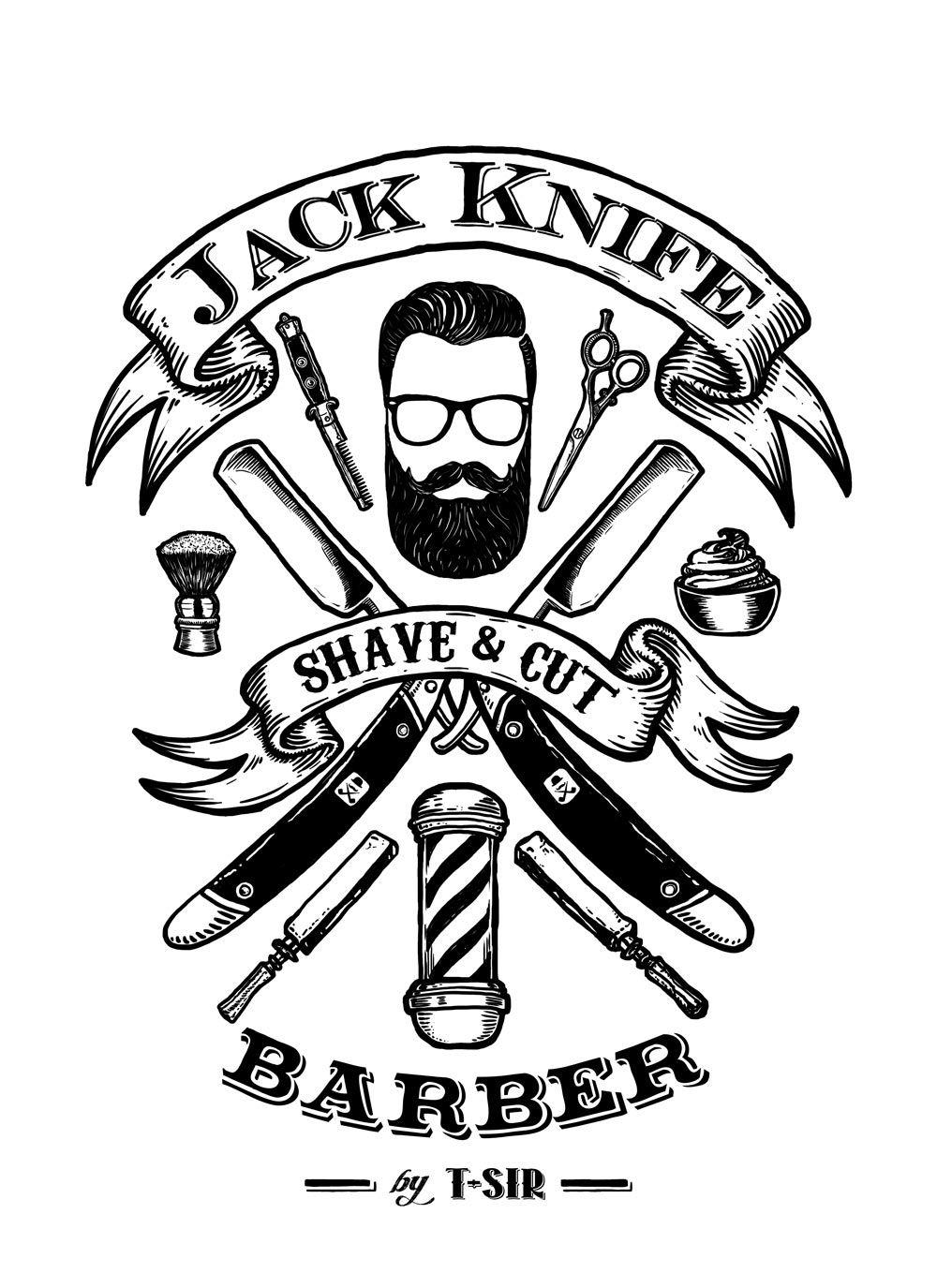 peluqueria barberia fran reklam