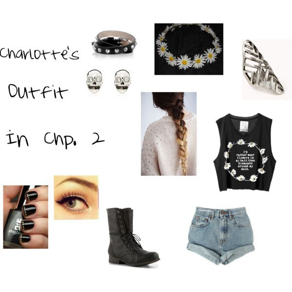 """""""Charlotte's Outfit"""" by sova-sara02l on Polyvore"""