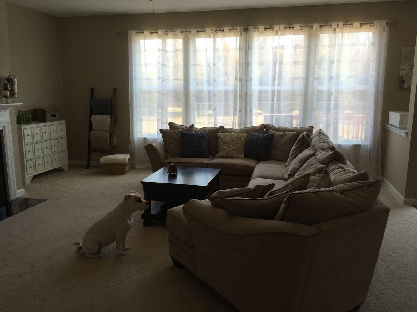 Raymour And Flanigan Living Room Furniture My Big Living Room Reveal Rfbloggers Big Living Rooms And
