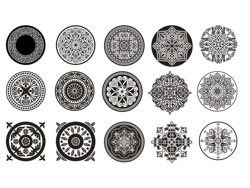 أنواع الزخرفة الإسلامية Types Of Islamic Art Islamic Art Illustration Art Art