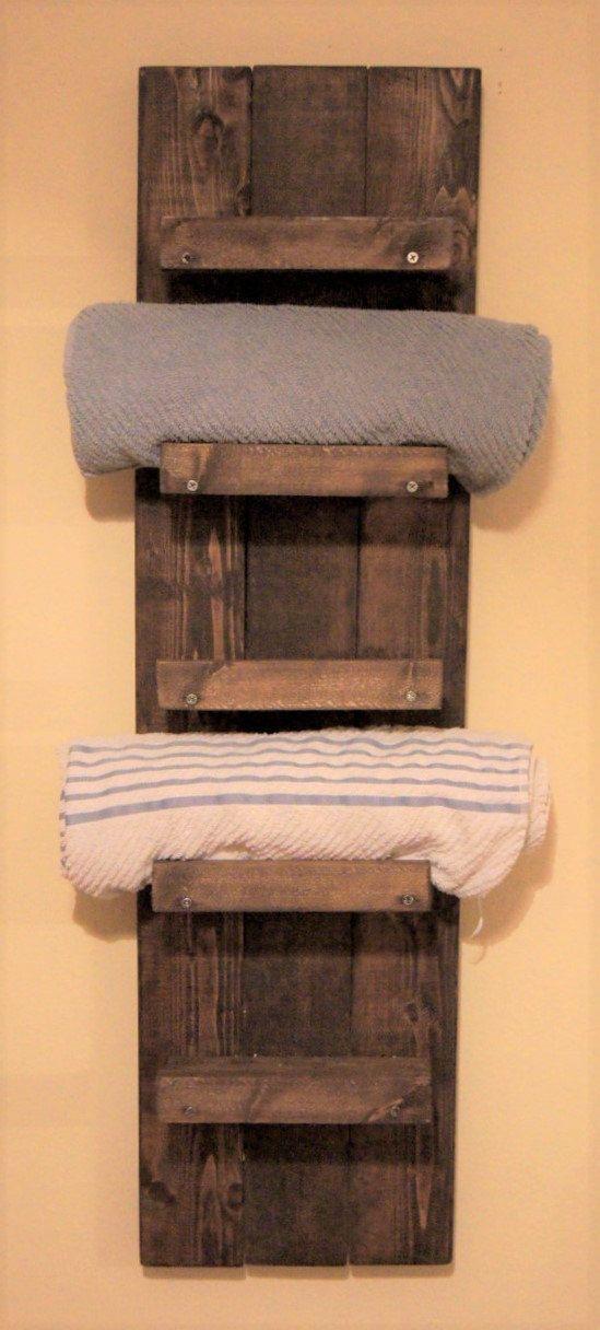 Towel Rack Bathroom Towel Shelf Bathroom Shelves Towel Diy Towel