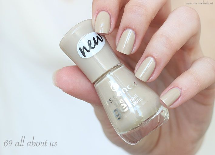 Essence The Gel Nail Polish 69 All About Us