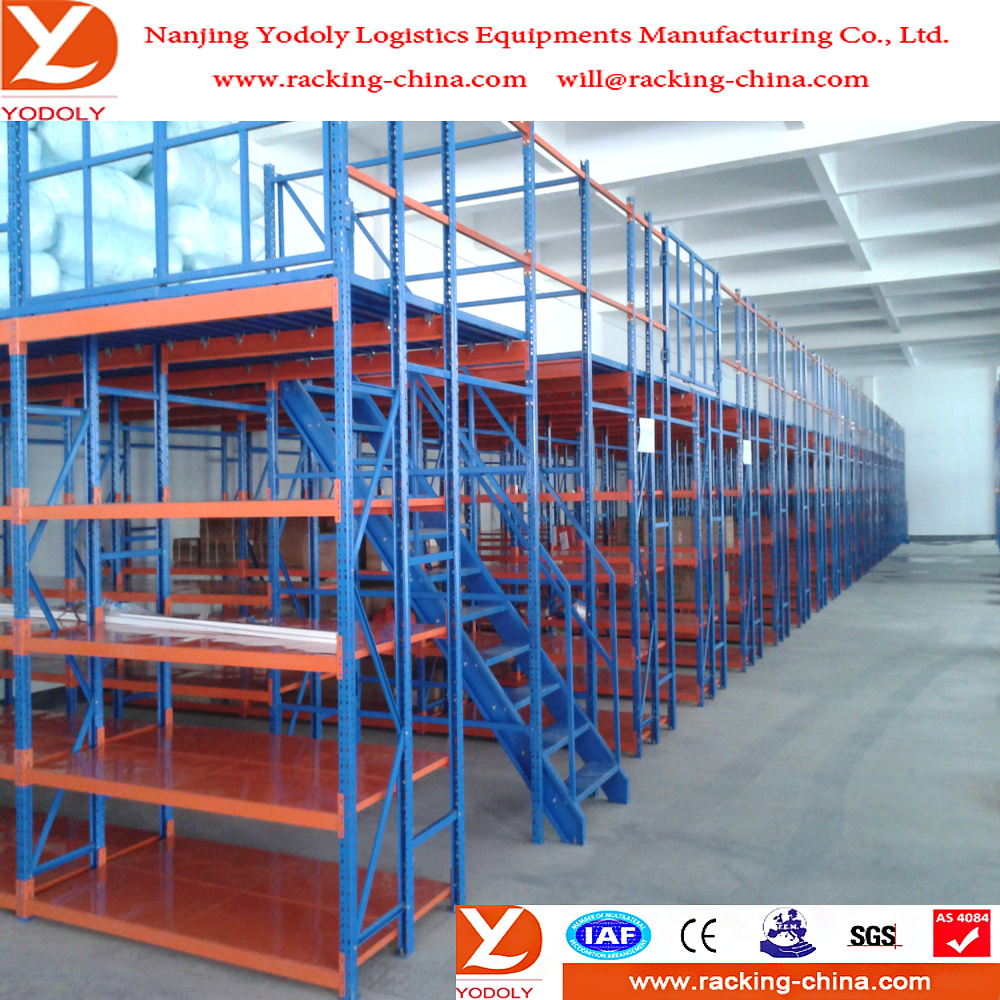 China high quality steel structure mezzanine platform racking will racking china com