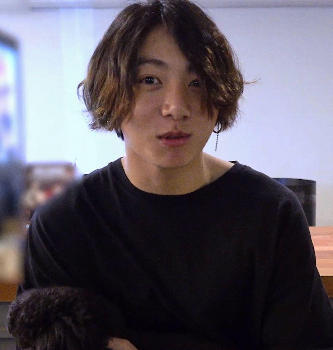 Jungkook Long Hair Jungkooklonghair Jungkook Jeon Jungkook Jeon