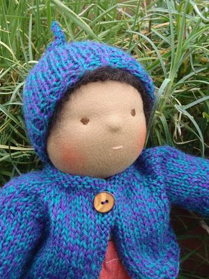 Nestled Under Rainbows: Free Waldorf Doll Clothes Knitting Patterns ...