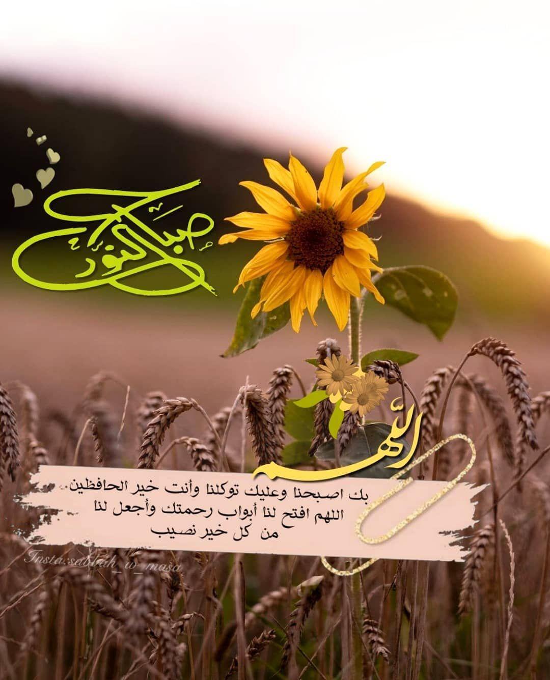 صبح و مساء On Instagram اللهم بك اصبحنا وعليك توكلنا وأنت خير الحافظين اللهم Morning Greeting Beautiful Quran Quotes Islamic Quotes Wallpaper