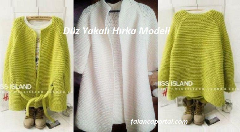 Duz Yakali Hirka Modeli Sweater Dress Dresses Fashion