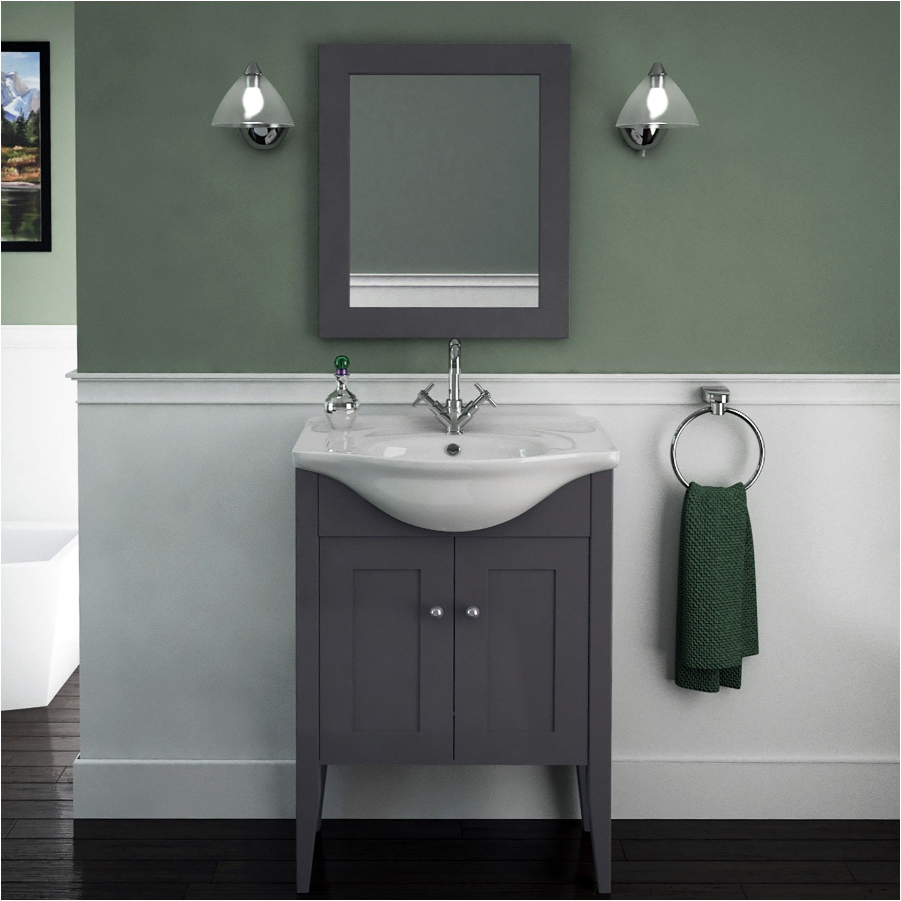 large vanity units huge range in stock at bathroom city from Cheap ...
