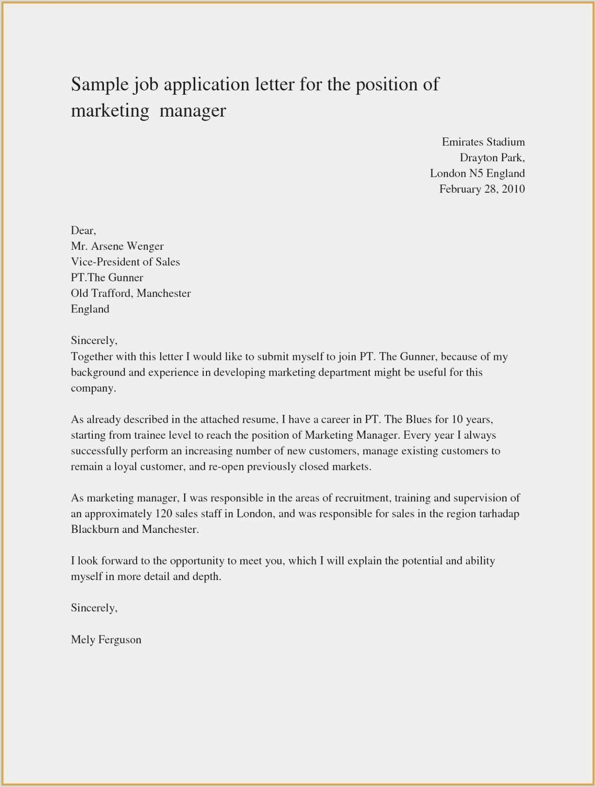 The Standard Cv format   Application letters, Job cover letter ...