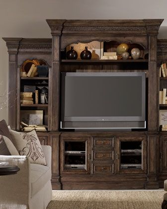 Shop Kingsbury Four Piece Entertainment Unit At Horchow, Where Youu0027ll Find  New Lower Shipping On Hundreds Of Home Furnishings And Gifts.