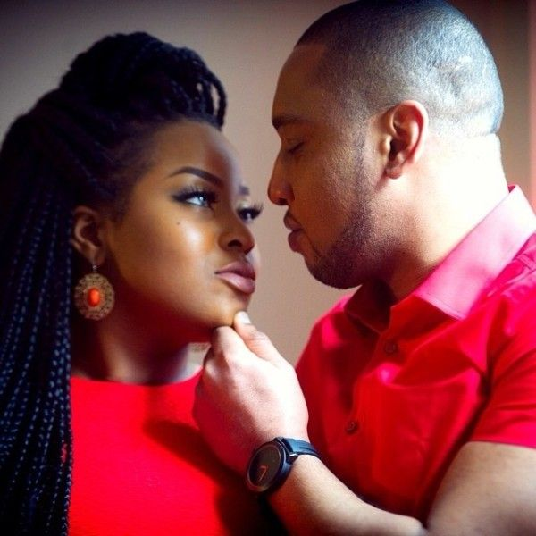 Nigerian Wedding Couple Photoshoot Ideas