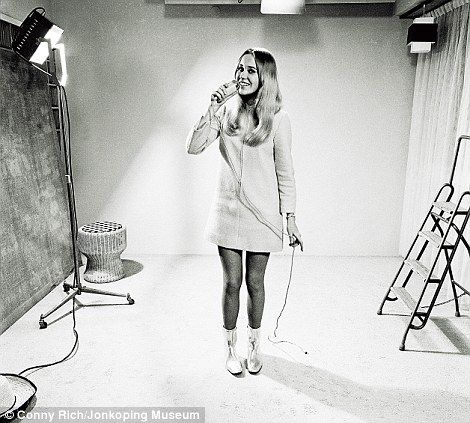 AGNETHA: While recovering from a doomed love affair, 16-year-old Agnetha wrote Jag Var Så Kär (I Was So In Love). The song knocked The Beatles off the top spot.  Read more: http://www.dailymail.co.uk/home/event/article-2558702/Abba-admit-wore-ridiculous-outfits-avoid-tax-40-years-Waterloo-band-reveals-story-success-words-unseen-pictures.html#ixzz3aBOT2fGJ