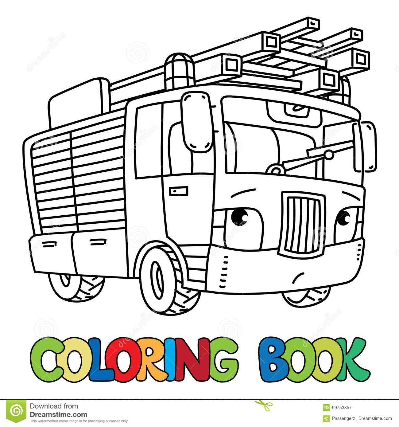 coloriage camion avec pelleteuse Téléchargement gratuit in 32 ...