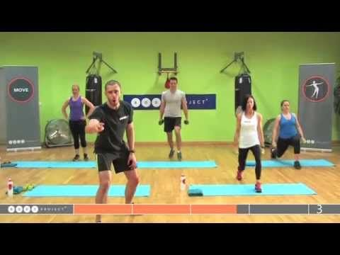 Resistance and cardio fat burning workout - total body (45 minutes)