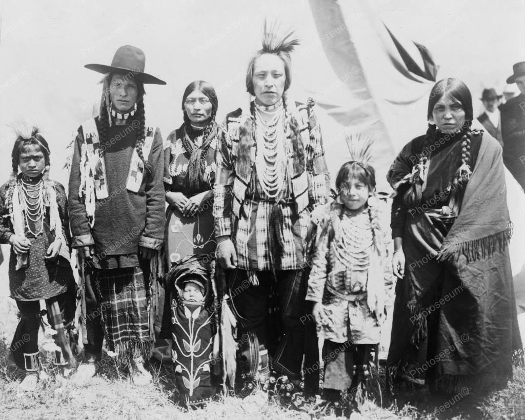 Native Indian Tribes Names