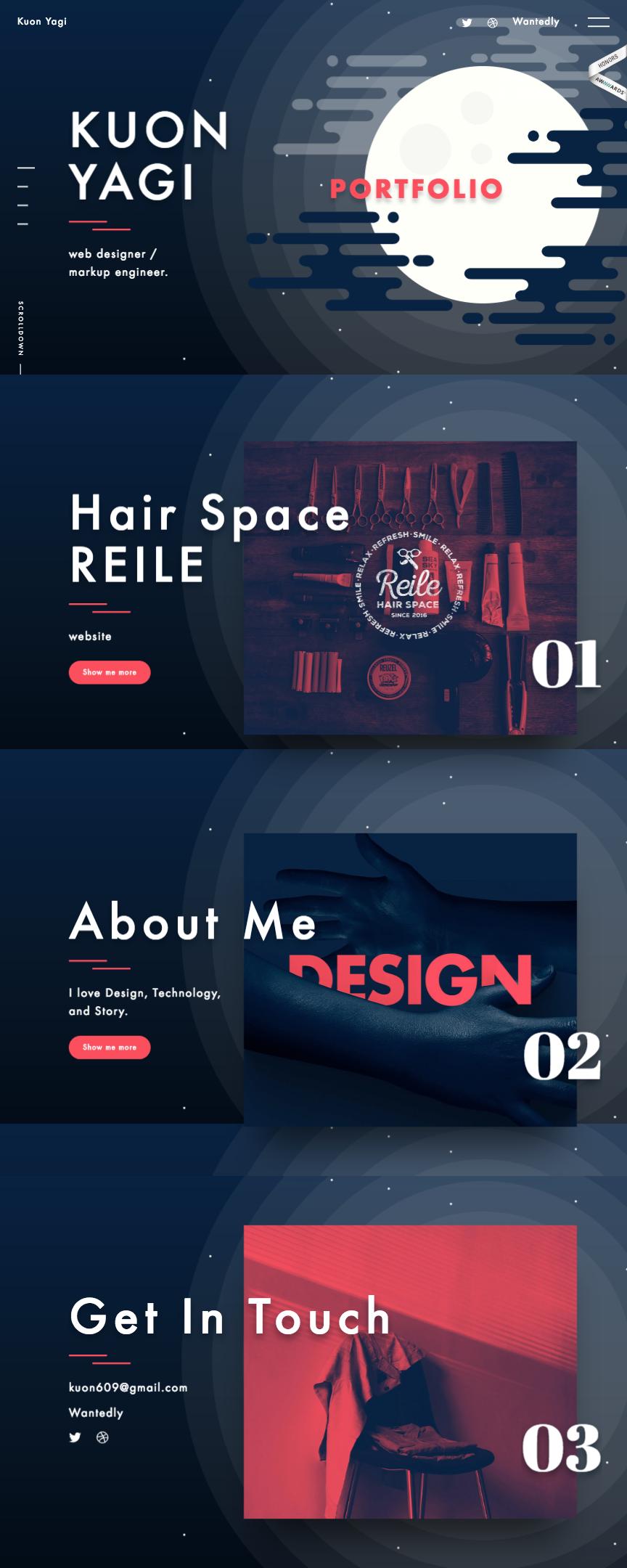 #webdesign #design #userinterface