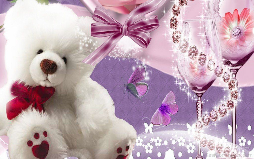 Cute Teddy Bear Live Wallpaper Android Apps On Google Play