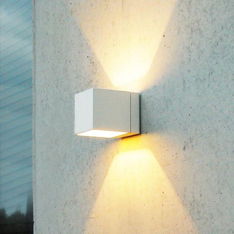 Kube Halo Wall Lamp Wall Lights Lighting Lighting Manufacturers