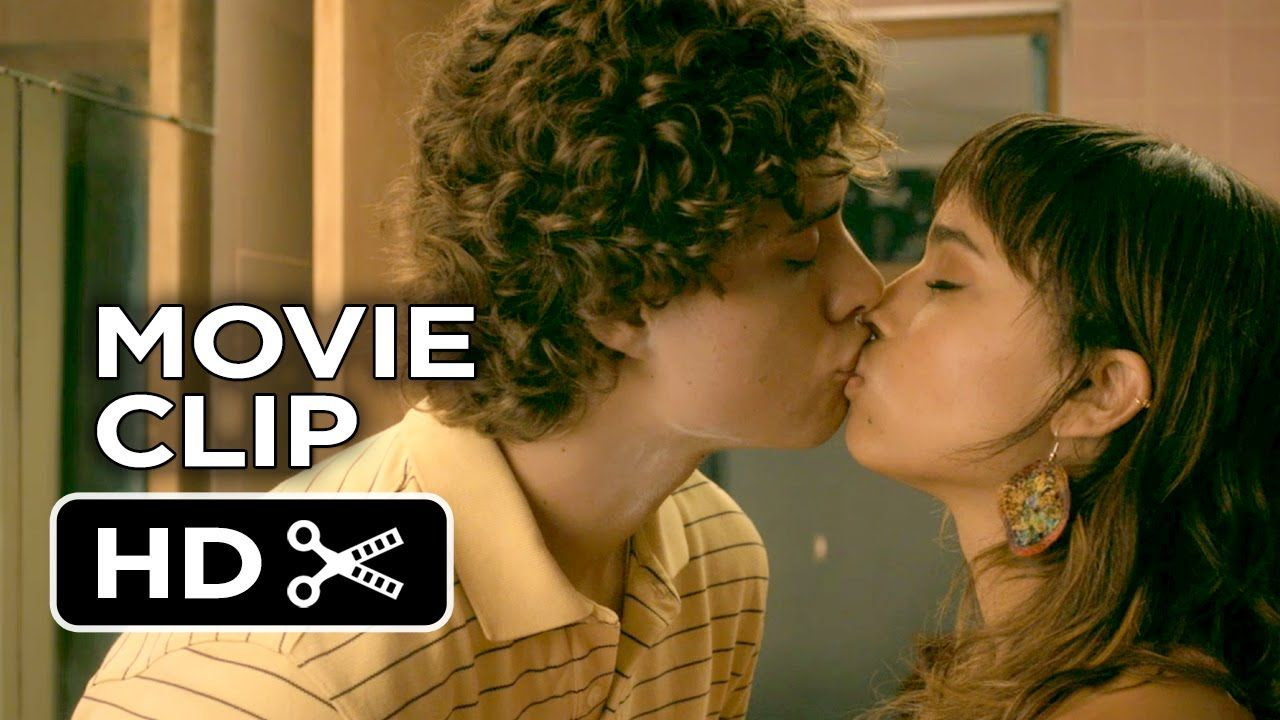 Treading Water Movie Clip Bathroom Kiss 2015 Zoe Kravitz Douglas Smith Drama Comedy Hd Movie Clip Water Movie Douglas Smith