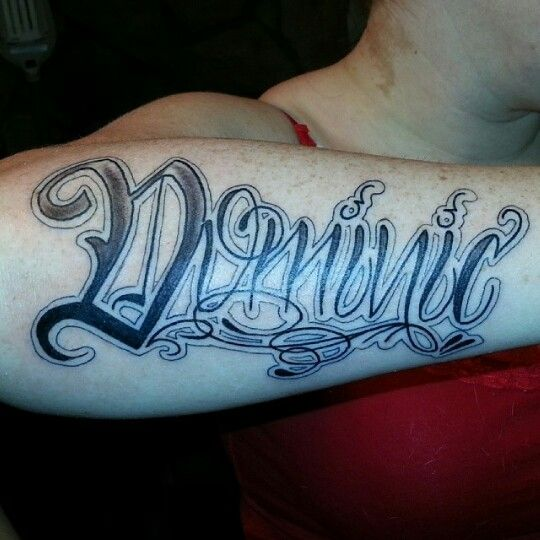 dominic script ant tattoo done by me tattoos by tat2mike pinterest ant tattoo and tattoo. Black Bedroom Furniture Sets. Home Design Ideas