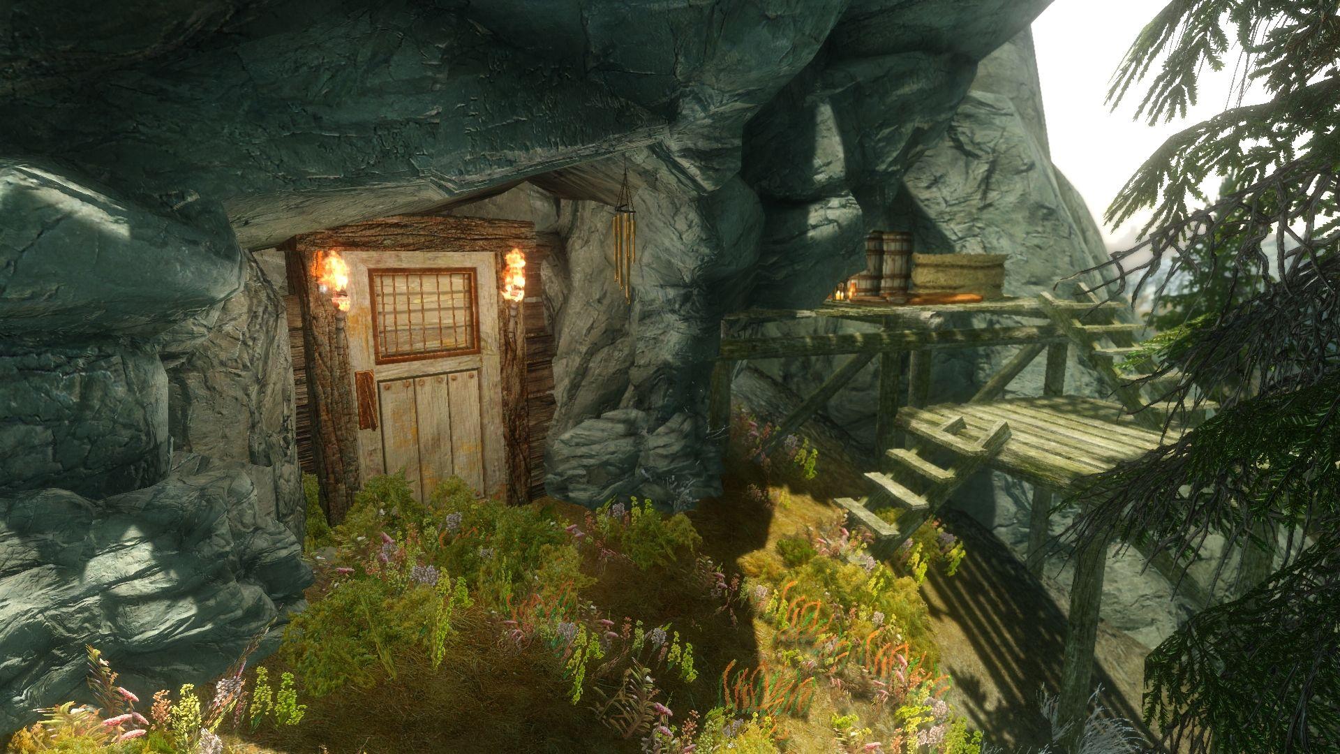 Vagabond's Retreat - Adventurer's Home in the Whiterun