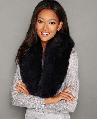 The Fur Vault Fox Fur Collar