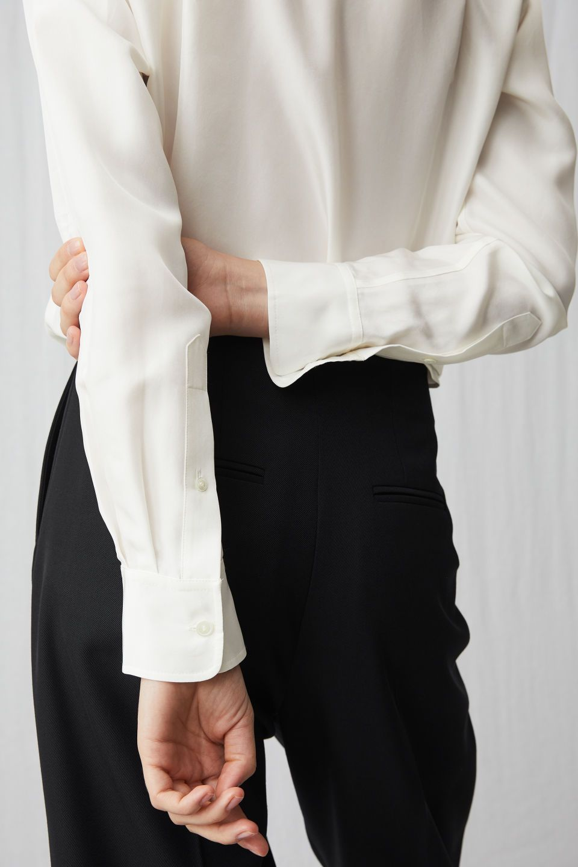 c4f097ec Shirts & blouses - Women - ARKET GB   AW18   Blouse, Shirt blouses ...