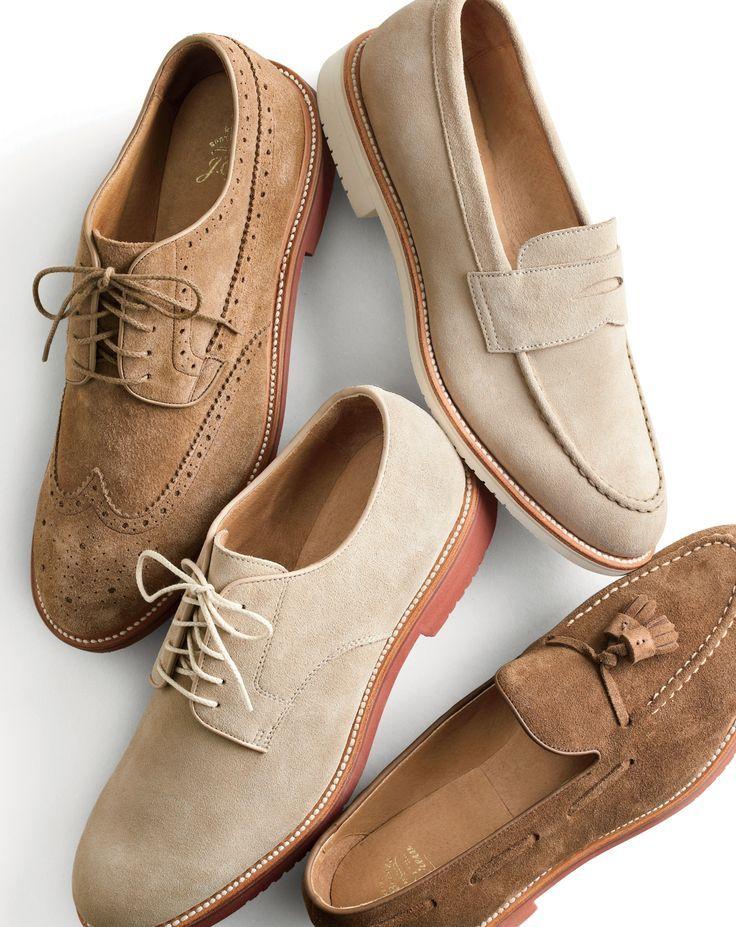 The Best Men's Shoes And Footwear : J.Crew men's w