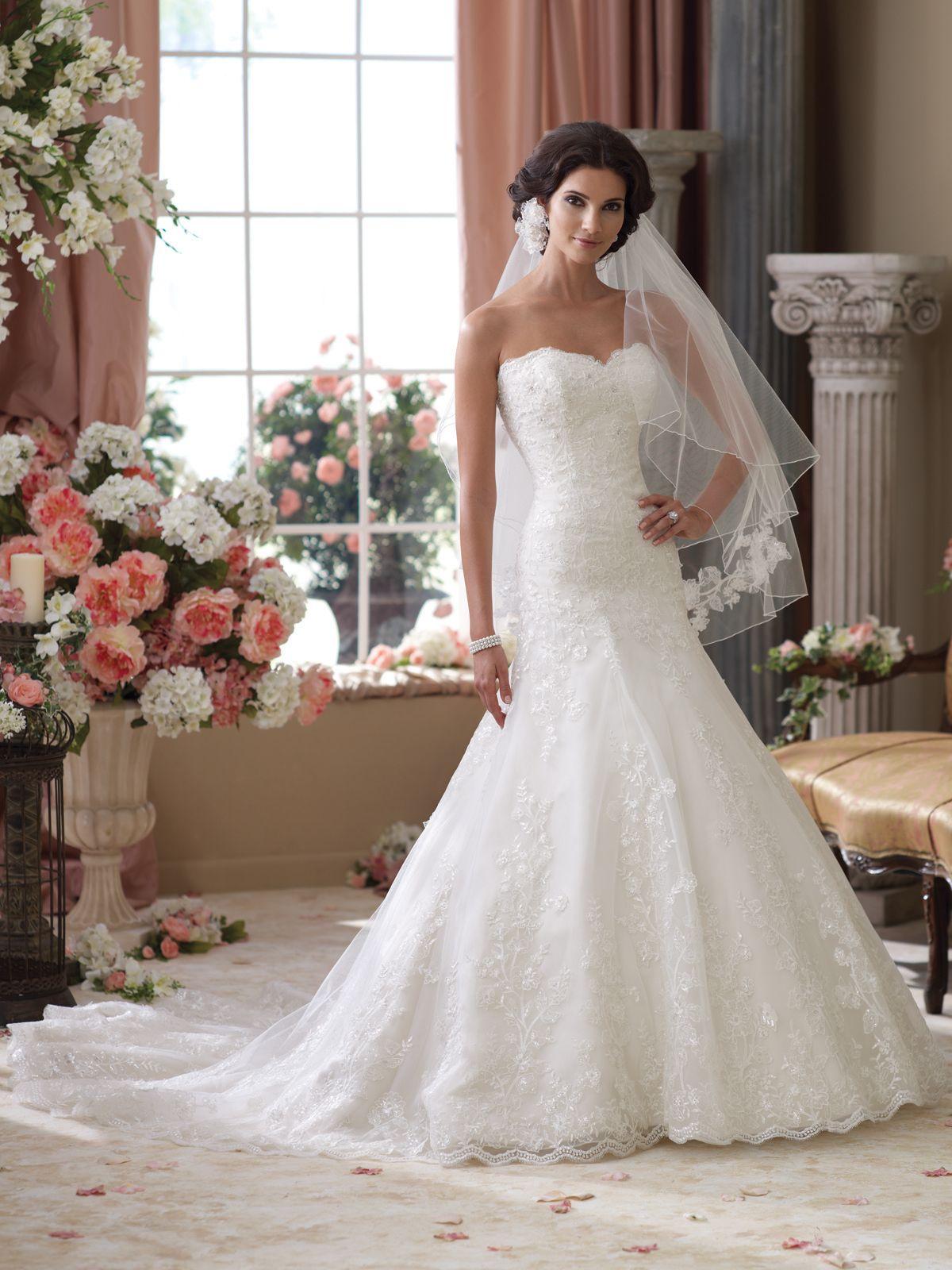 Style No. 114283 » David Tutera for Mon Cheri » wedding dresses 2013 ...