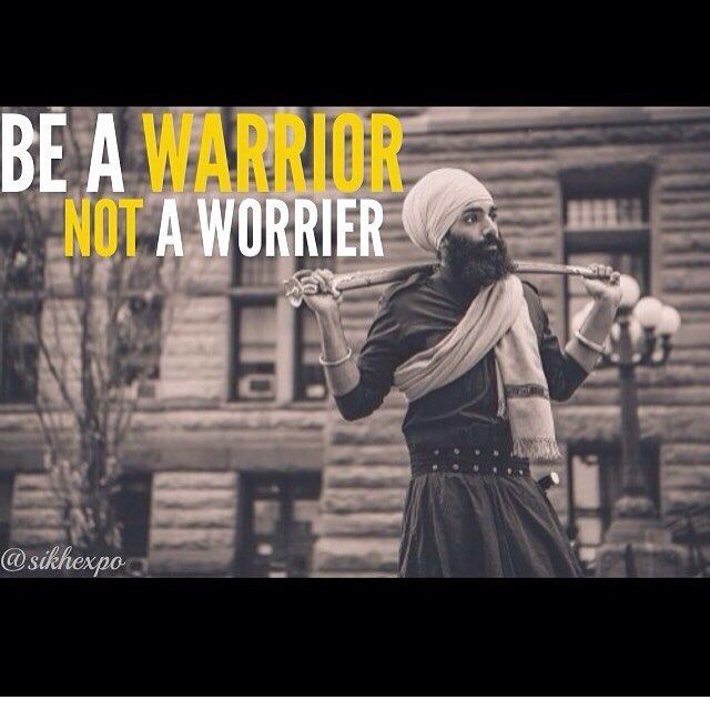 the ultimate warrior … | religion and faith quotes | Sikh …