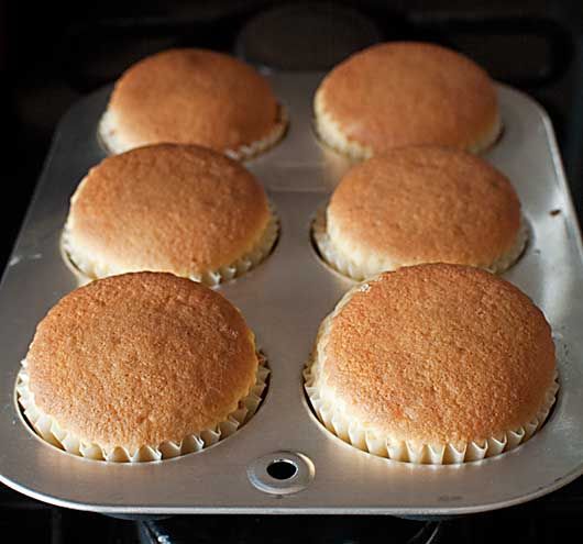Receta básica de cupcakes con Thermomix « Trucos de cocina Thermomix