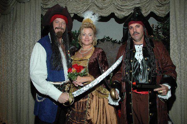 Pirate Themed Wedding Package Weddings At Viva Las Vegas Chapel