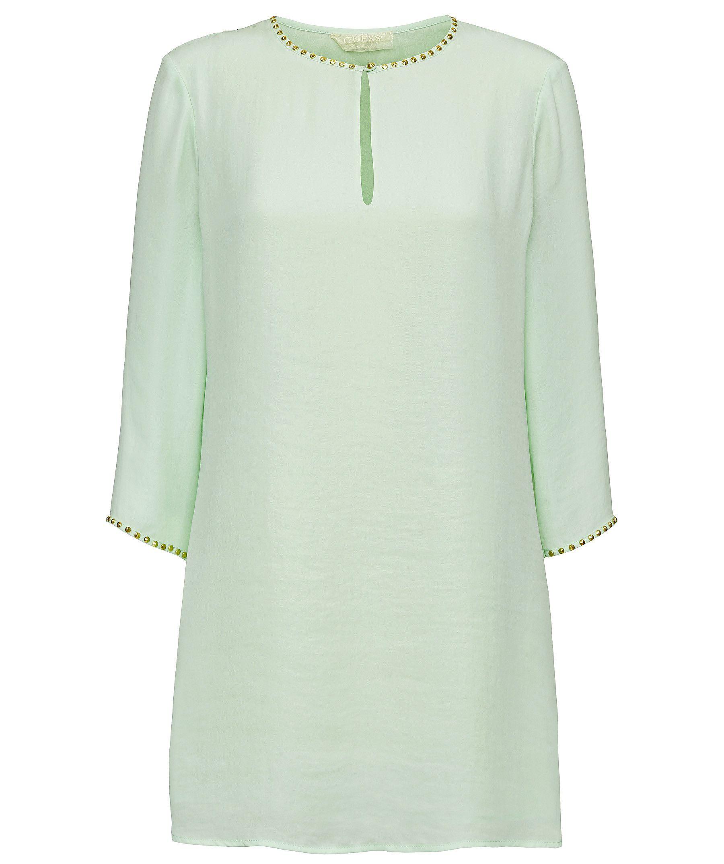 Dress by Guess #kleid #pastellgrün (mit Bildern)  Kleider