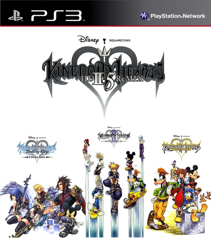 Kingdom Hearts 2 5 Remix So Exited Kingdom Hearts Hd Kingdom Hearts Sora Kingdom Hearts
