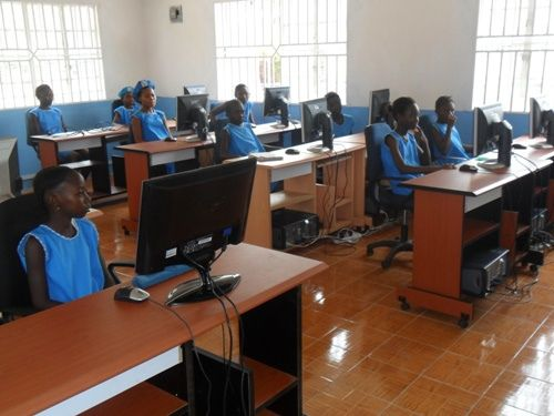 Develop Africa, set up a multimedia computer lab at the ...