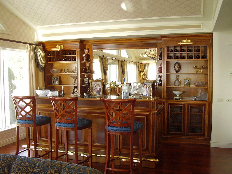 Inviting RUTT Bar Old Westbury New York | Kitchen and bath ...