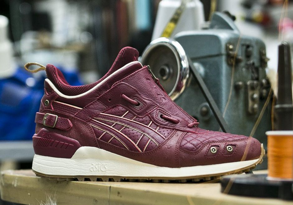 "be8533430f8a The Ghostface Killah x Extra Butter x ASICS ""Pretty Toney"" Capsule Release  Info 