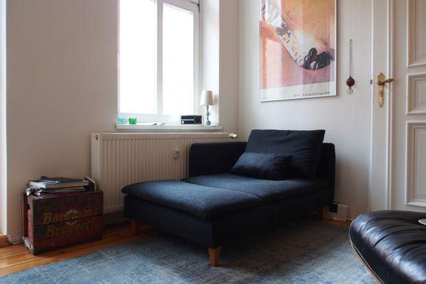 Neue Füße für das Sofa, das eigentlich keines ist.   Haus ...