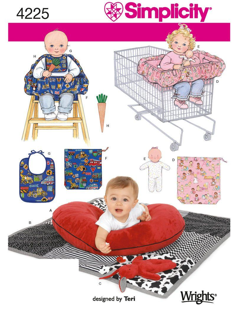dd5d927058307 Baby Accessories High Chair Cover Cart Cover Pillow Bibs Doll Toy ...