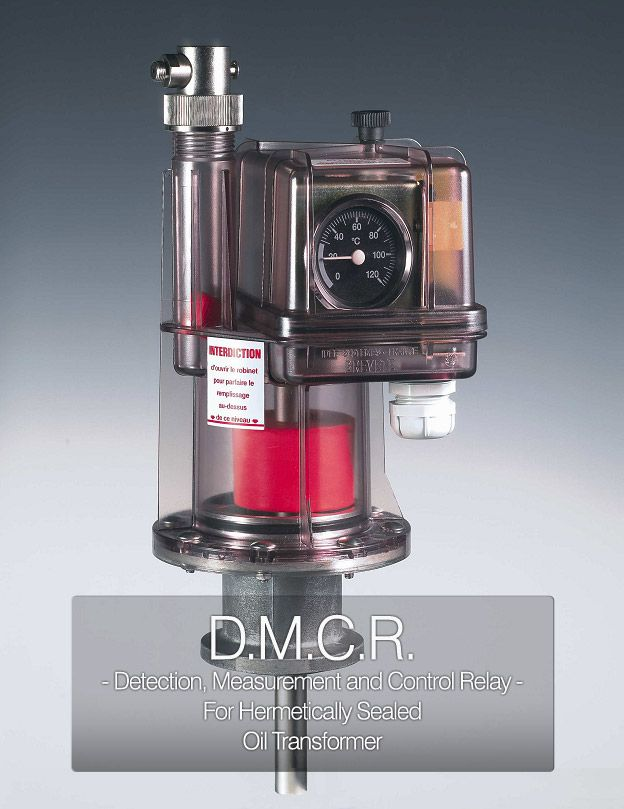 Dmcr Detection Measurement And Control Relay For Hermetically Sealed Oil Transformer Protection Science And Technology News Relay