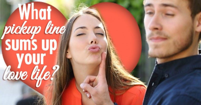 Looking for love? Always saying the wrong thing? Take this quiz to learn  which