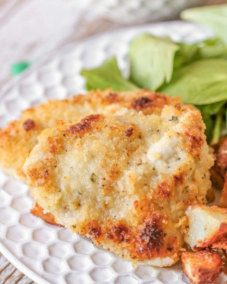 Crispy Baked Hidden Valley Ranch Chicken Lil Luna Recipe Ranch Chicken Ranch Chicken Recipes Baked Ranch Chicken