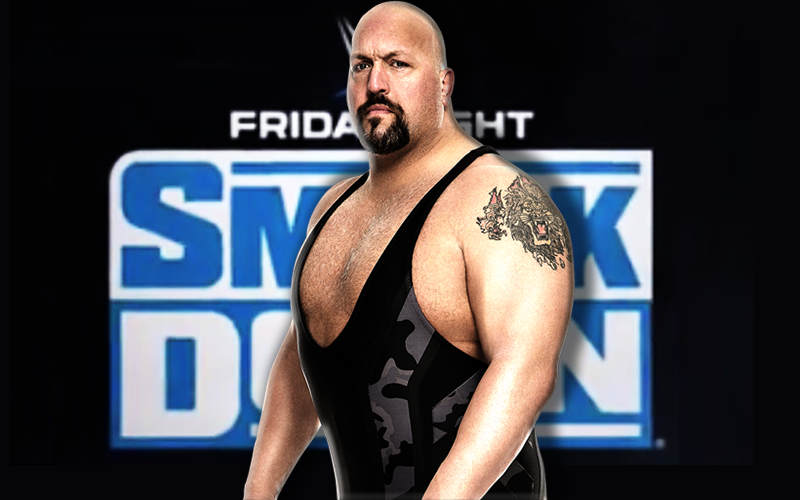 The Big Show S Status For Smackdown Fox Debut In 2020 Big Show Wrestling News Shows Coming To Netflix