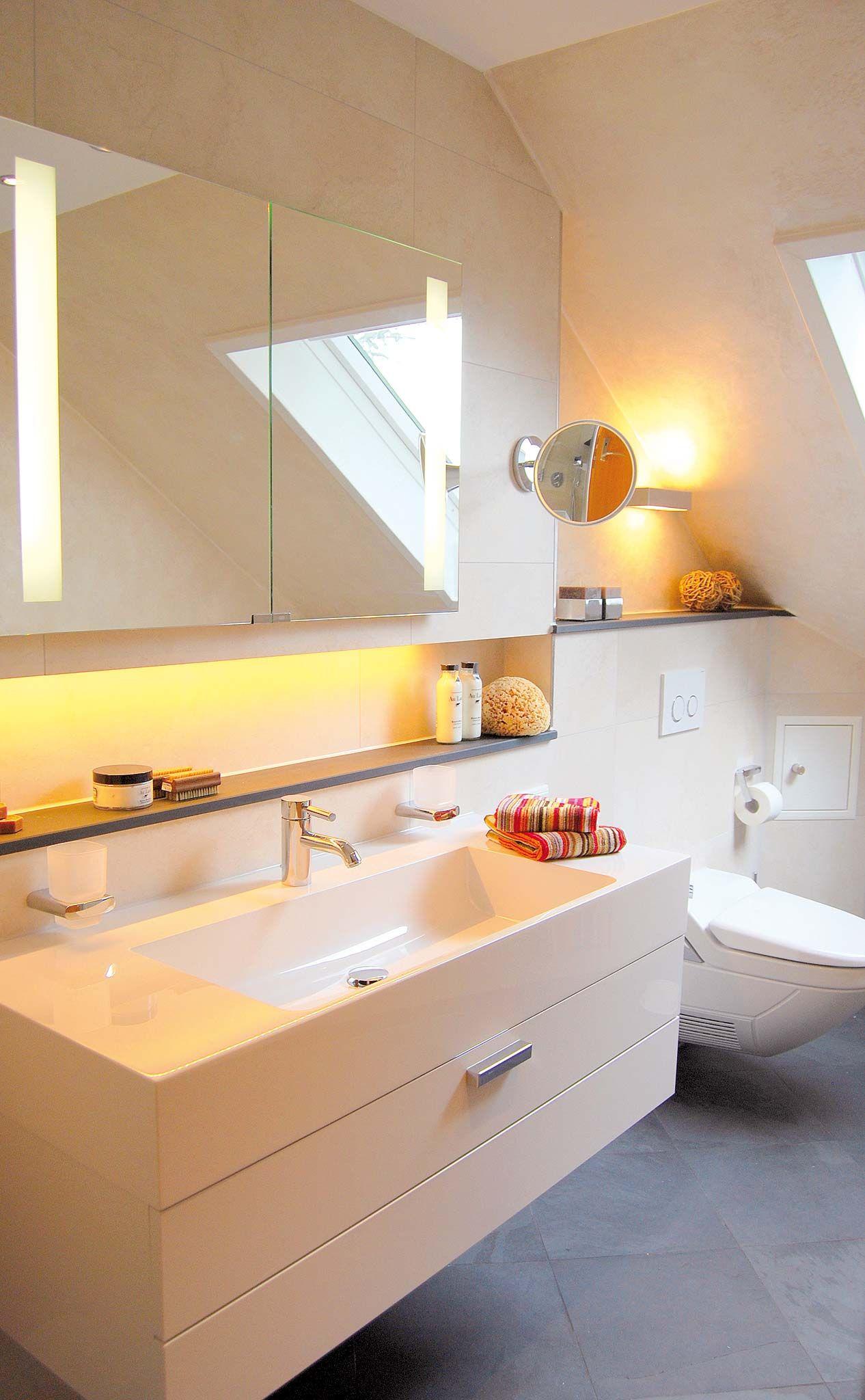 Badezimmer Spiegelschrank beleuchtung, Badezimmer