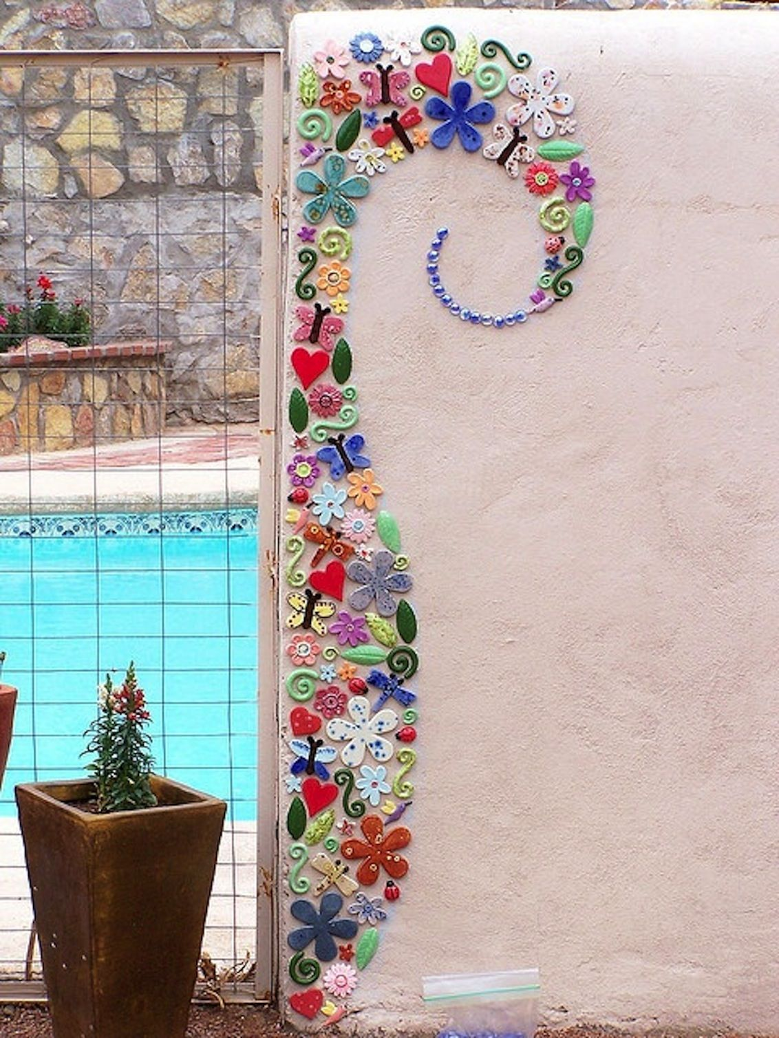 Decorative wall mosaic pinterest decorative walls walls and