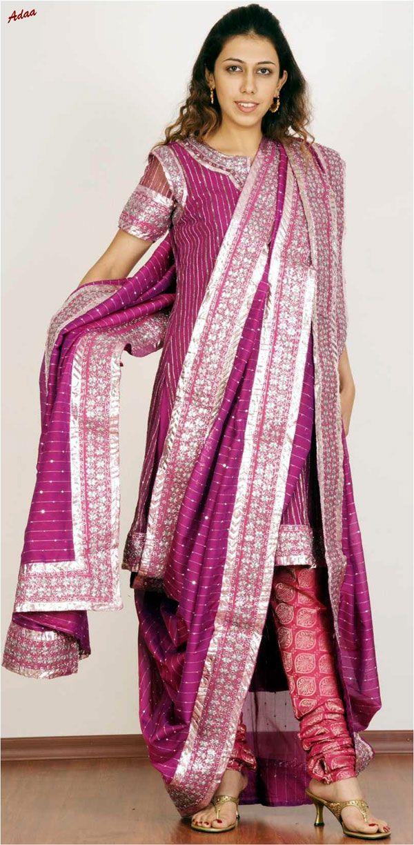 Adaa Boutique - Indian Traditional Attire inspired New Designs | La ...